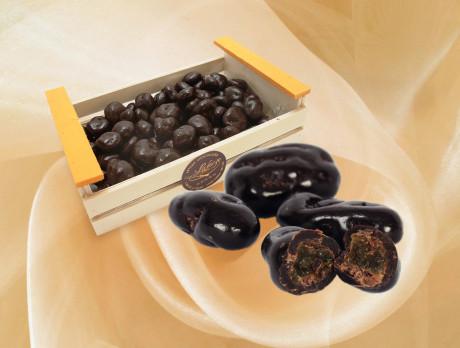 Cagette 300g Raisins secs enrobés de chocolat