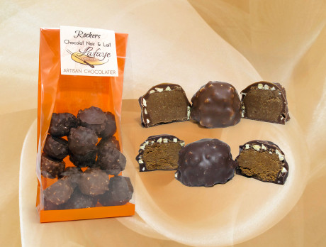 Rochers chocolat au Lait
