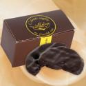 Citrons confits chocolat noir