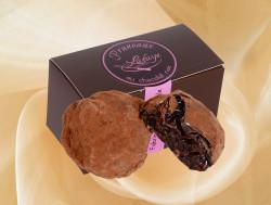 Pruneaux au chocolat noir