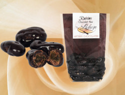 Raisins chocolat Noir