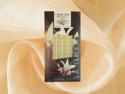 Tablette 100g chocolat Ivoire 30%