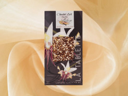 Tablette 100g lait Noisettes
