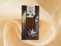 Tablette 100g chocolat au lait 35%
