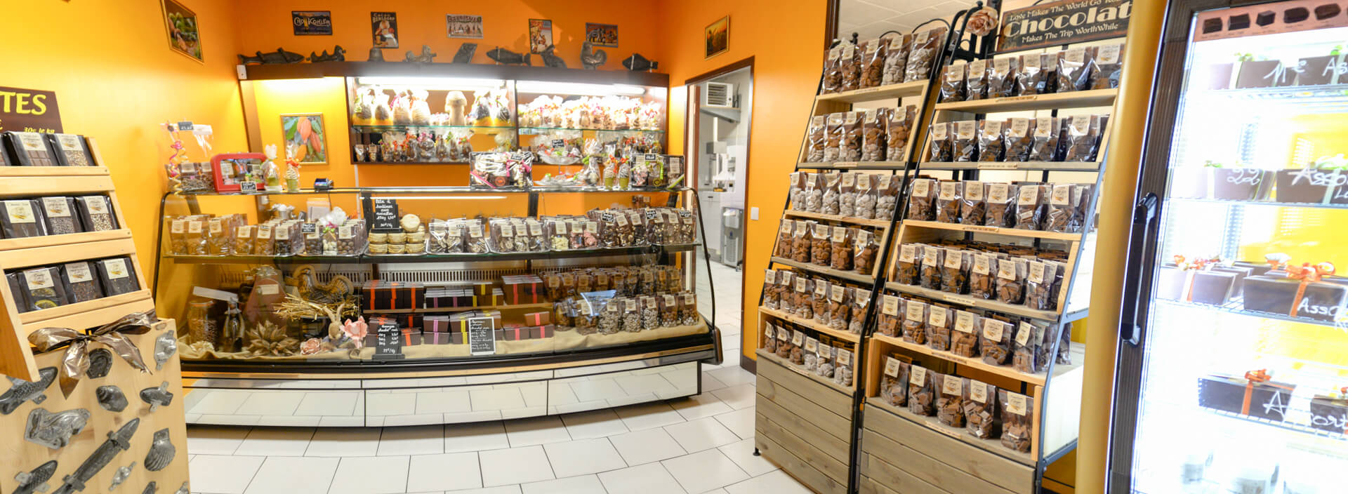 Chocolaterie Lafaye Chocolat, artisan chocolatier à Périgueux